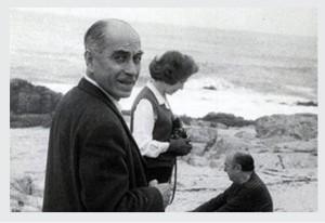 Neruda y Homero Arce