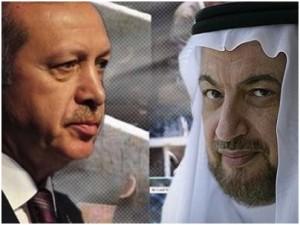Erdogan y Yasin Al Qadi