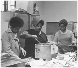 Mujeres Panteras Negras
