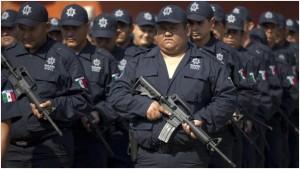 Autodefensas uniformadas