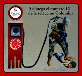 asi juega colombia