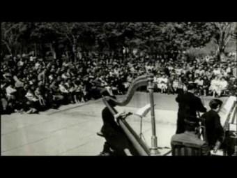 Jorge Peña Hen, su música y sus niños
