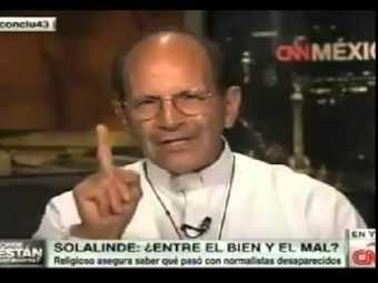 México: Padre Solalinde pone en su lugar a periodista de CNN