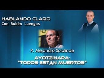 Testigos confiesan al sacerdote mexicano qué es lo que ocurrió con los estudiantes