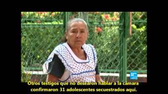 Cocula, Guerrero (Sur de México): Otros 30 estudiantes desaparecieron en julio