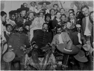 Zapata y Villa