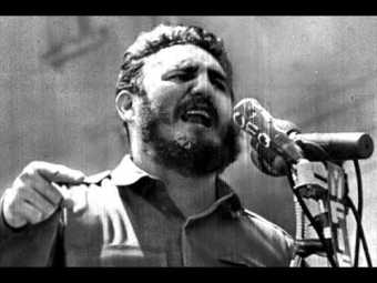 Discurso de Fidel Castro el 07 de diciembre de 1989 sobre la inminente caída de la URSS