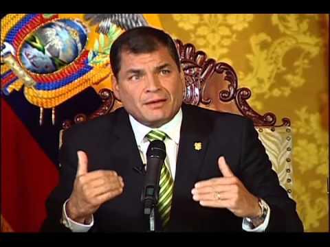 Servicios de inteligencia de EEUU planean derrocar a Rafael Correa