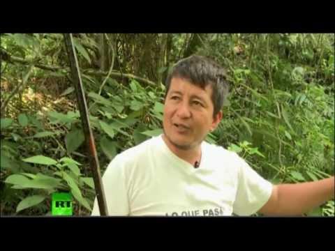 Ecuador: CHEVRON ,asesinos de la naturaleza….