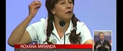 Descolonizar la política en Chile. La campaña presidencial de Roxana Miranda
