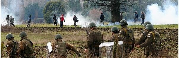 Agente infiltrado de Carabineros confiesa autoría de atentados incendiarios en La Araucanía