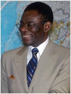 Teodor Obiang Nguema