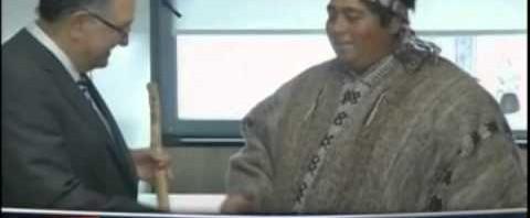 Intendente Huenchumilla pide perdón al pueblo mapuche y a los descendientes de colonos