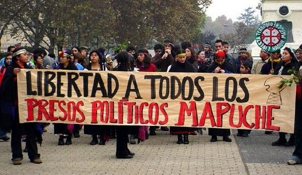 2º Comunicado Público Presos Políticos Mapuche en Huelga de Hambre