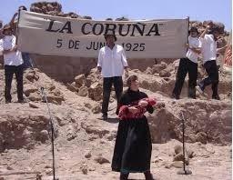 Conmemoración de masacre obrera en la Oficina Salitrera Coruña