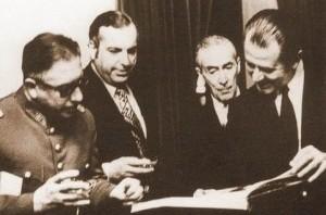 El pacto secreto entre la concertación y Pinochet: la reforma que impide la asamblea constituyente