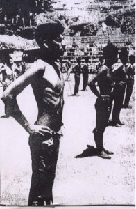 Prisionero en Pisagua
