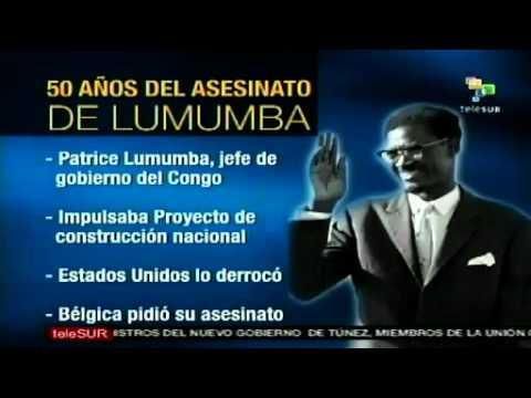 El asesinato de una nación. El asesinato de Patrice Lumumba