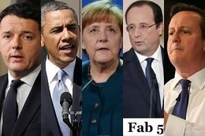 Los 5 Fabulosos