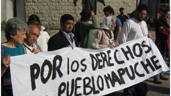 """Víctor Queipul: """"Nuestra demanda -la del pueblo mapuche- nunca va a pasar por generar incendios"""""""
