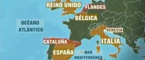 El independentismo está empujando en Escocia, pero también en Cataluña y otras regiones