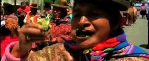 """Evo Morales: """"Ganamos con más del 60% de los votos. ¡Patria sí, colonia no!"""""""