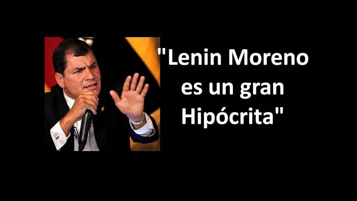 Ecuador: Rafael Correa vs Lenin Moreno