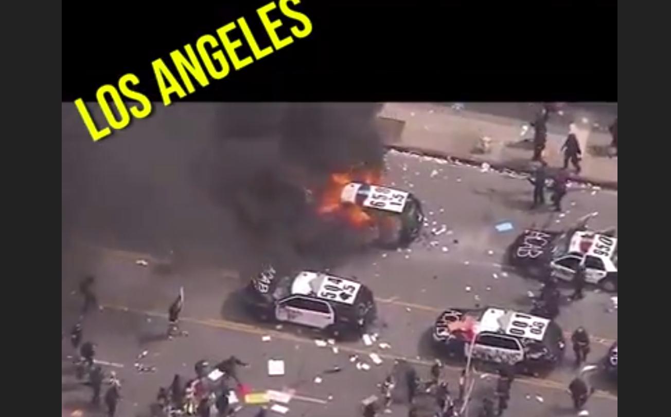 Continúan las protestas en EE.UU.