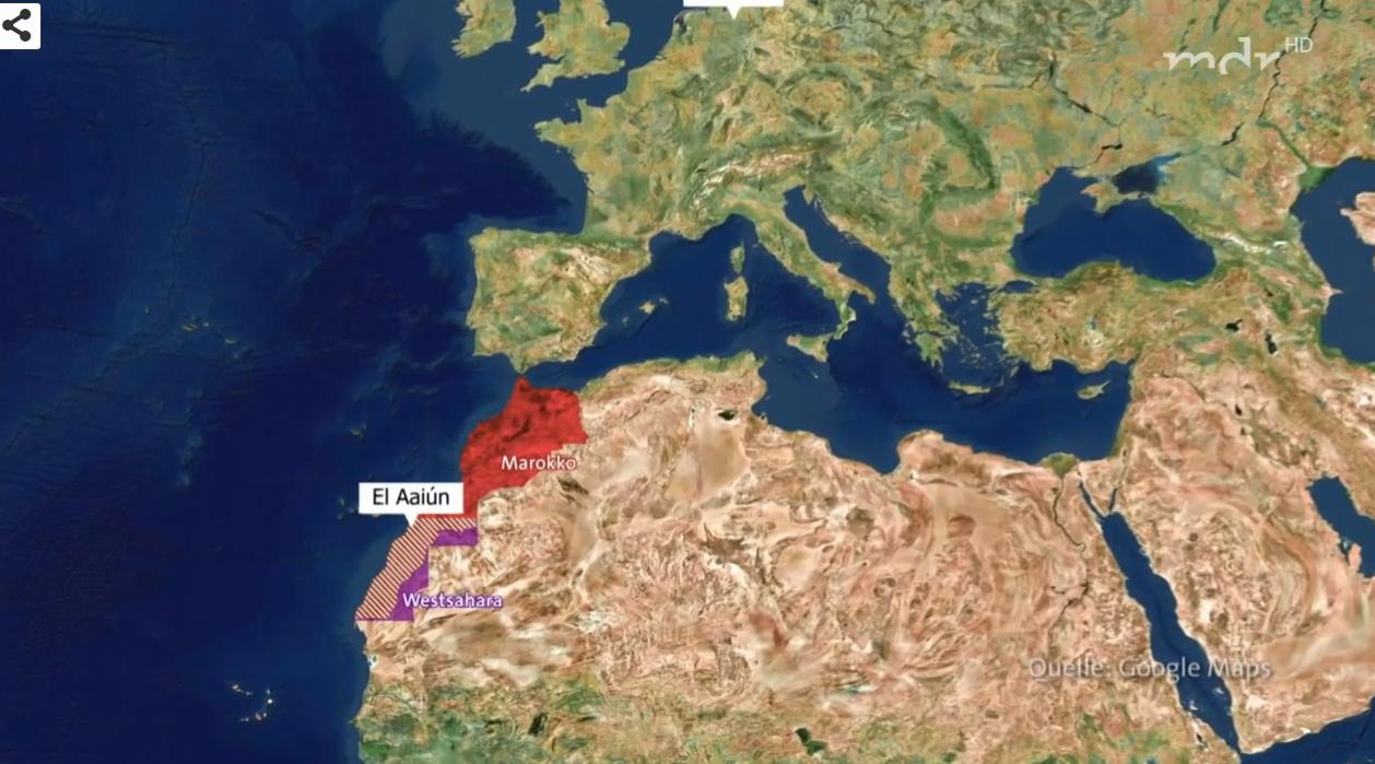 España, denunciada por presunto desacato a la jurisprudencia del Tribunal de Justicia Europeo sobre el Sáhara Occidental