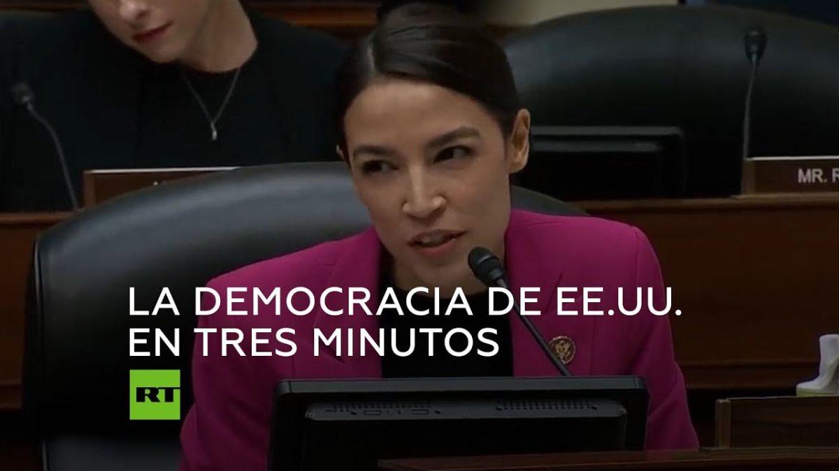 La democracia de EE.UU. en tres minutos