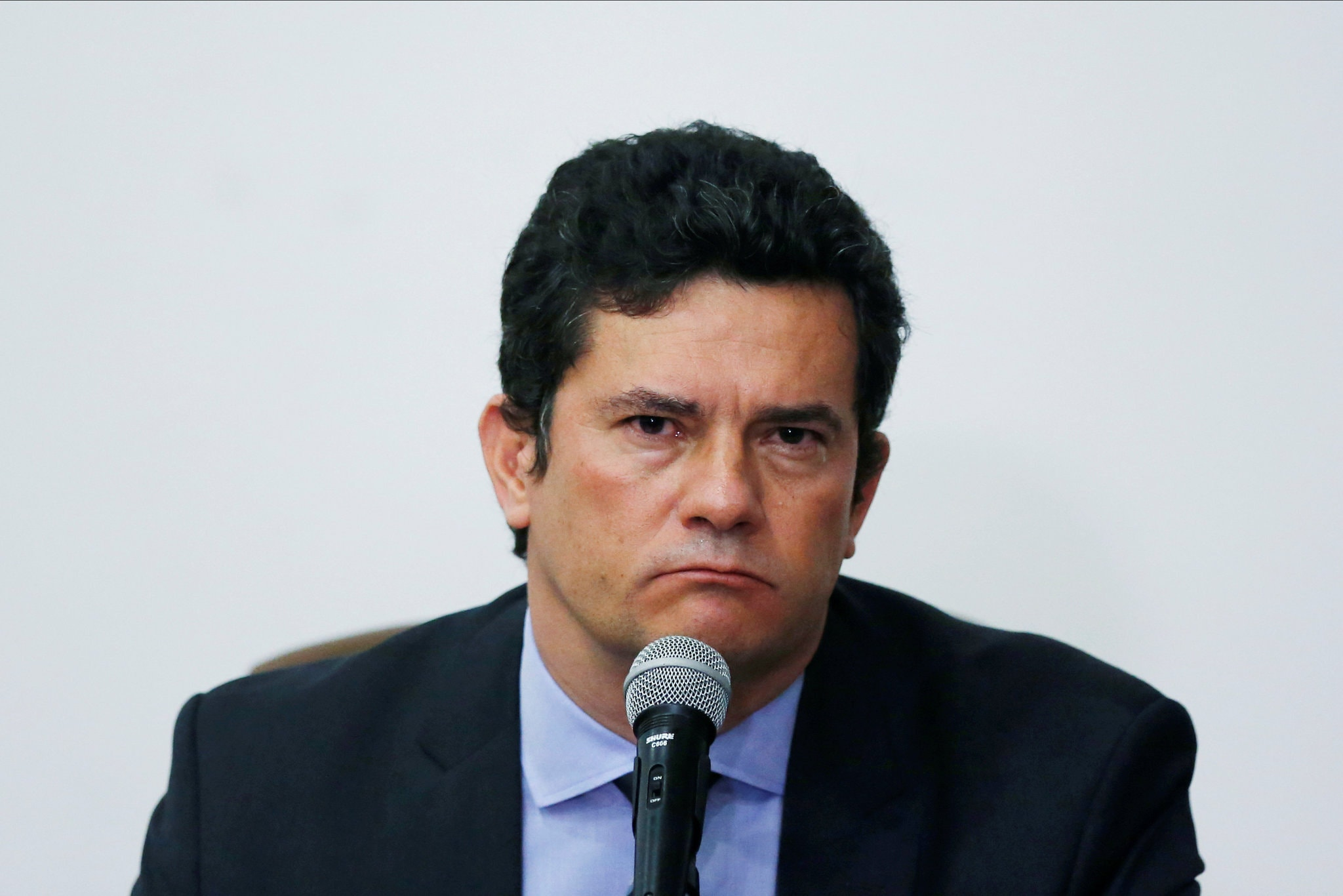 La cruzada hipócrita de Sérgio Moro contra Jair Bolsonaro