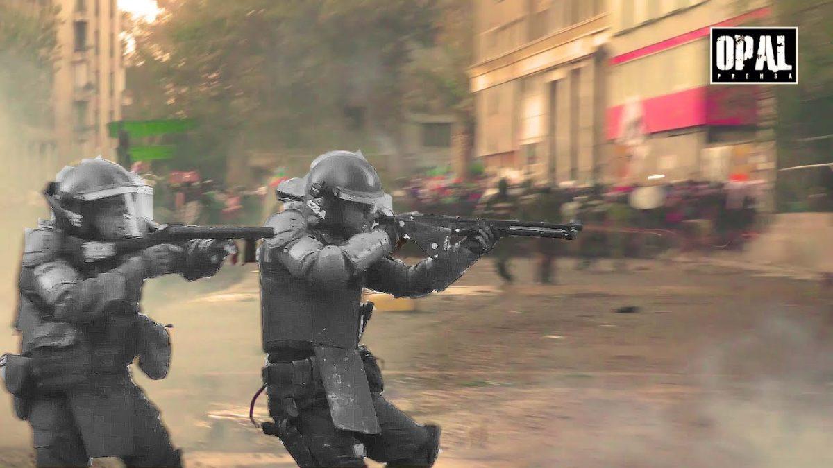 """""""Ojo Crítico"""" : En Chile solo hay impunidad para la policía"""