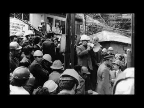 Chile: 11 de Julio de 1971 - Día de la Dignidad Nacional - Nacionalización del Cobre