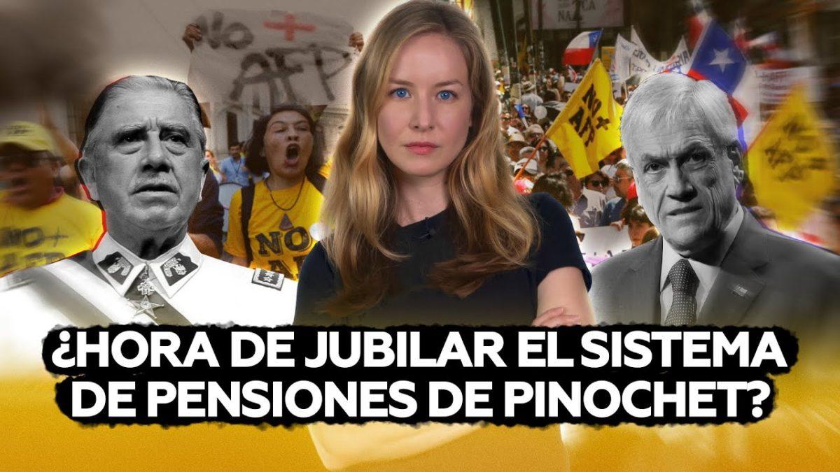 ¿Por qué Pinochet impuso el modelo de pensiones AFP a todos los chilenos menos a las FF.AA.?