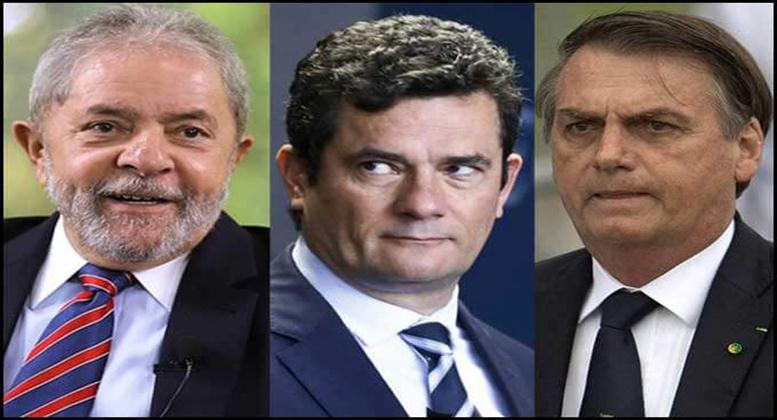 Sergio Moro -Brasil- ícono de la extrema derecha latinoamericana en apuros