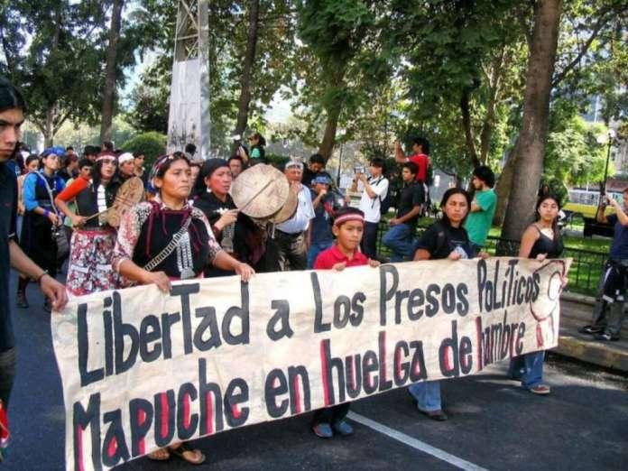 El ridículo argumento de algunos PS para apoyar la represión de Piñera en la Araucanía