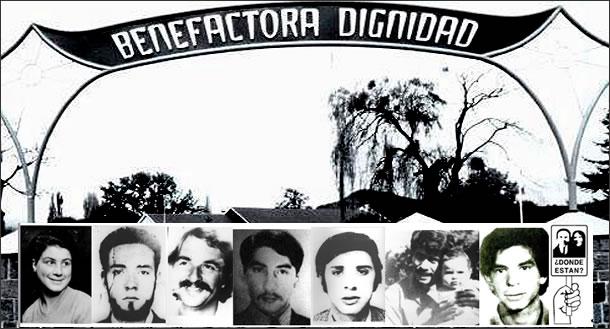Archivo de Inteligencia: Las 12 fichas de Colonia Dignidad donde aparece mencionado Víctor Pérez