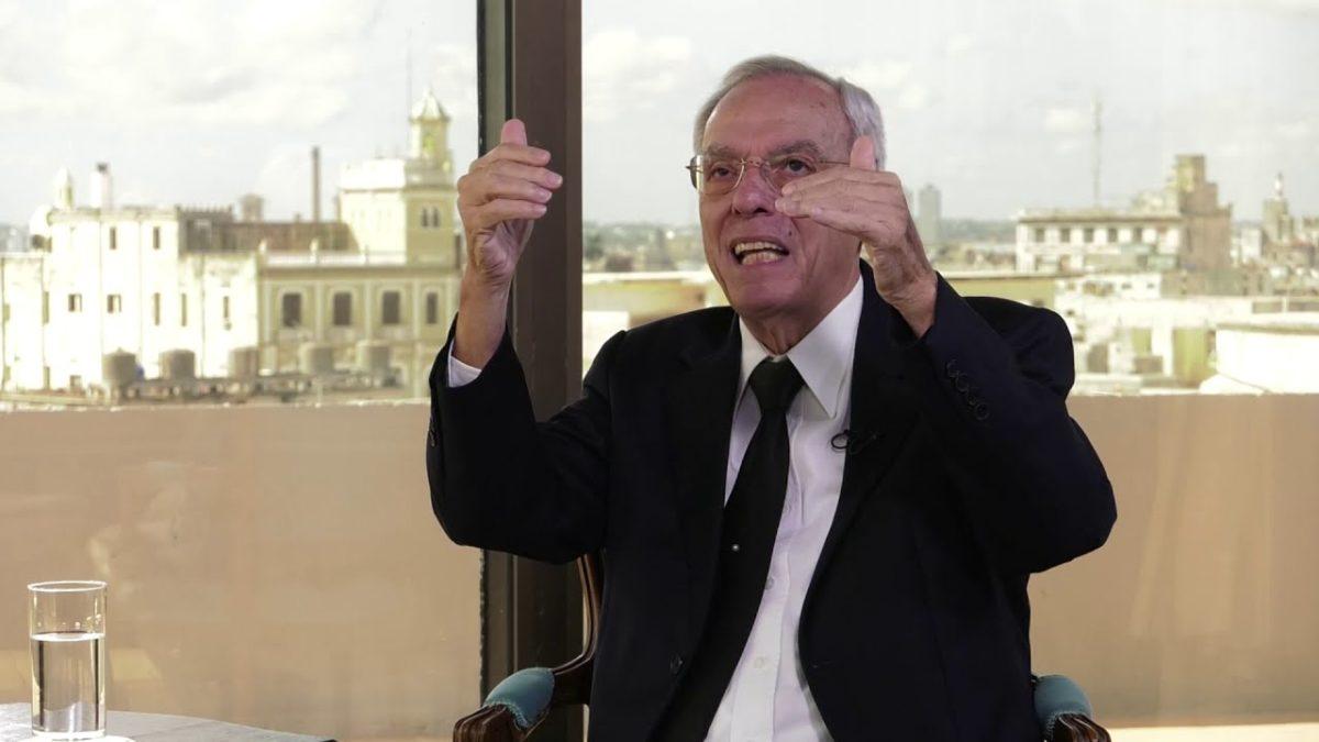 Eusebio Leal, hasta siempre