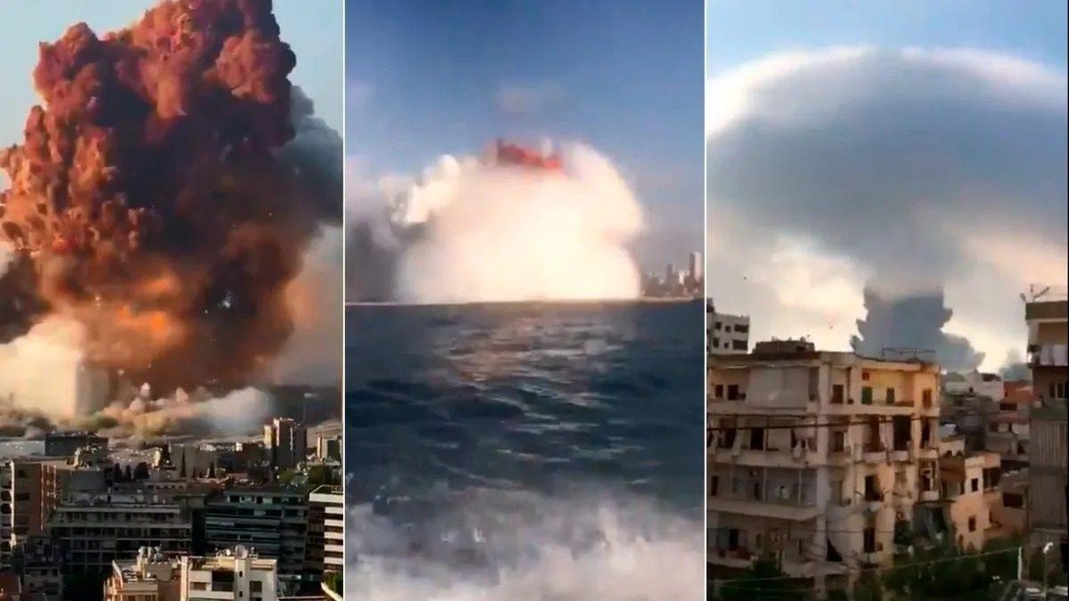 Israel destruye Beirut-Este con una nuevaarma
