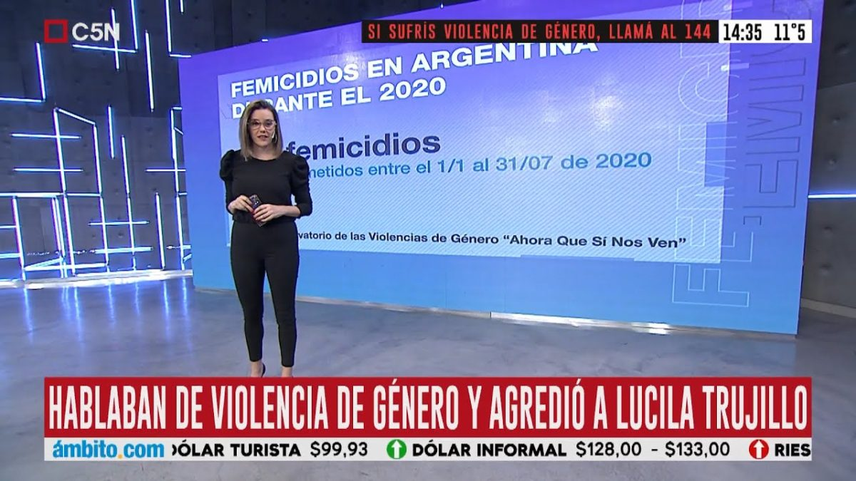 Fiscal argentino propone que las mujeres porten armas para defenderse de quienes las atacan
