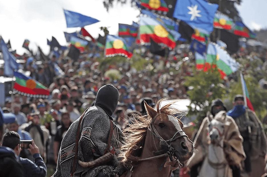 Dignidad Rebelde del Pueblo Mapuche