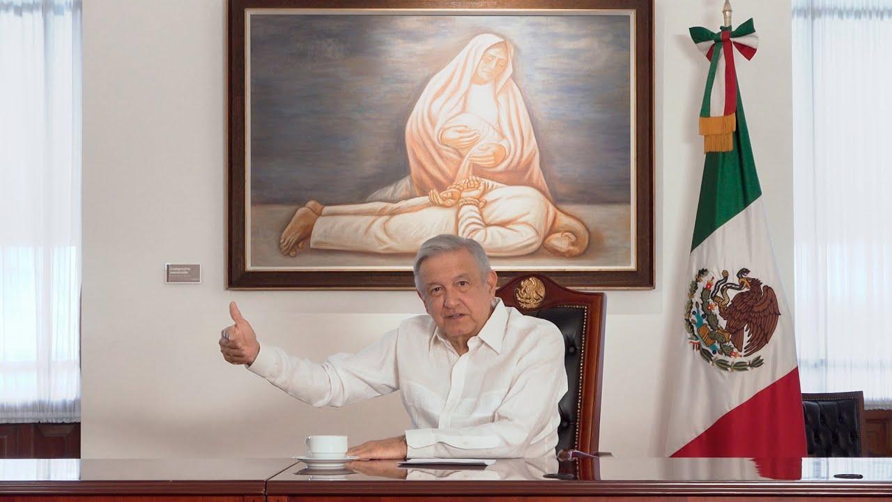 """Presidente de México: """"Seguiremos combatiendo la corrupción"""" (¿Y en Chile? ¿Cuándo empezamos?)"""