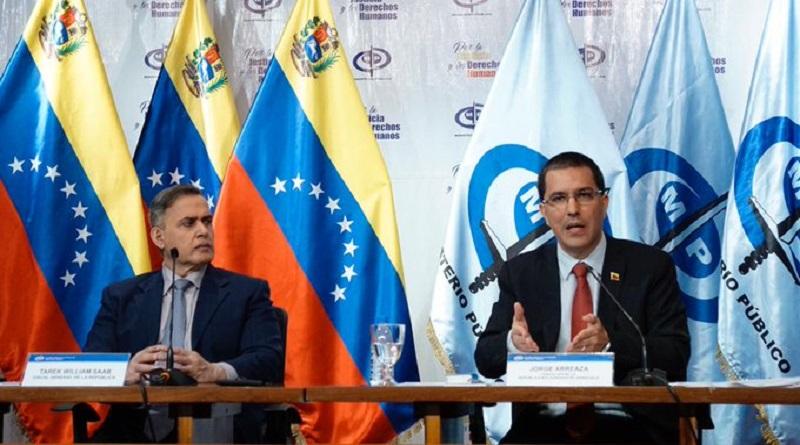 Venezuela desmonta informe de supuestos expertos en DDHH y lo califica como monumento de propaganda de guerra