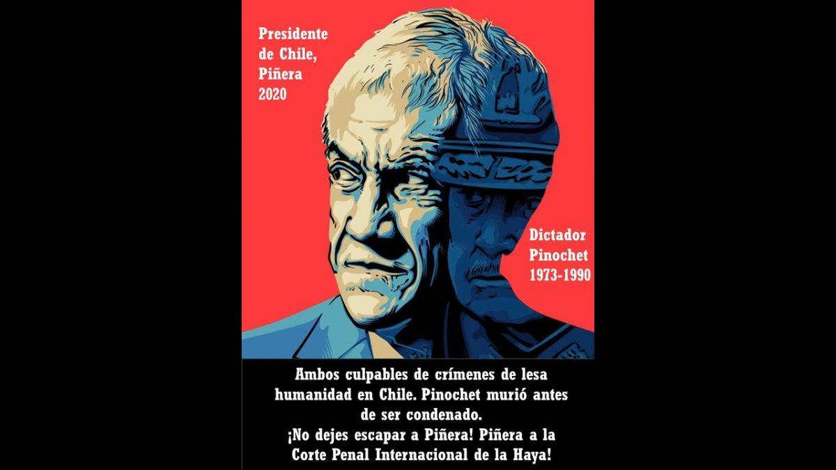 Parlamentarias en Suecia apoyan Campaña Internacional para enviar a Piñera a la Corte Penal Internacional (+videos)