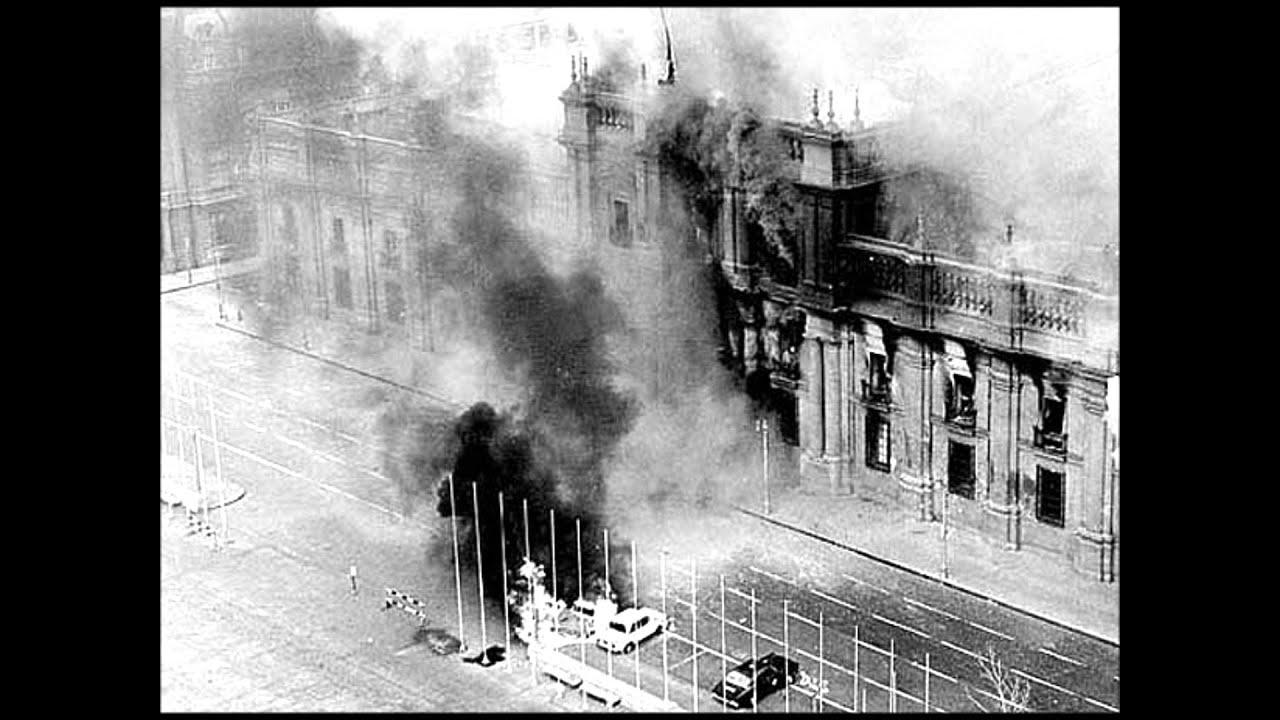 Últimas palabras del Presidente Salvador Allende Gossens