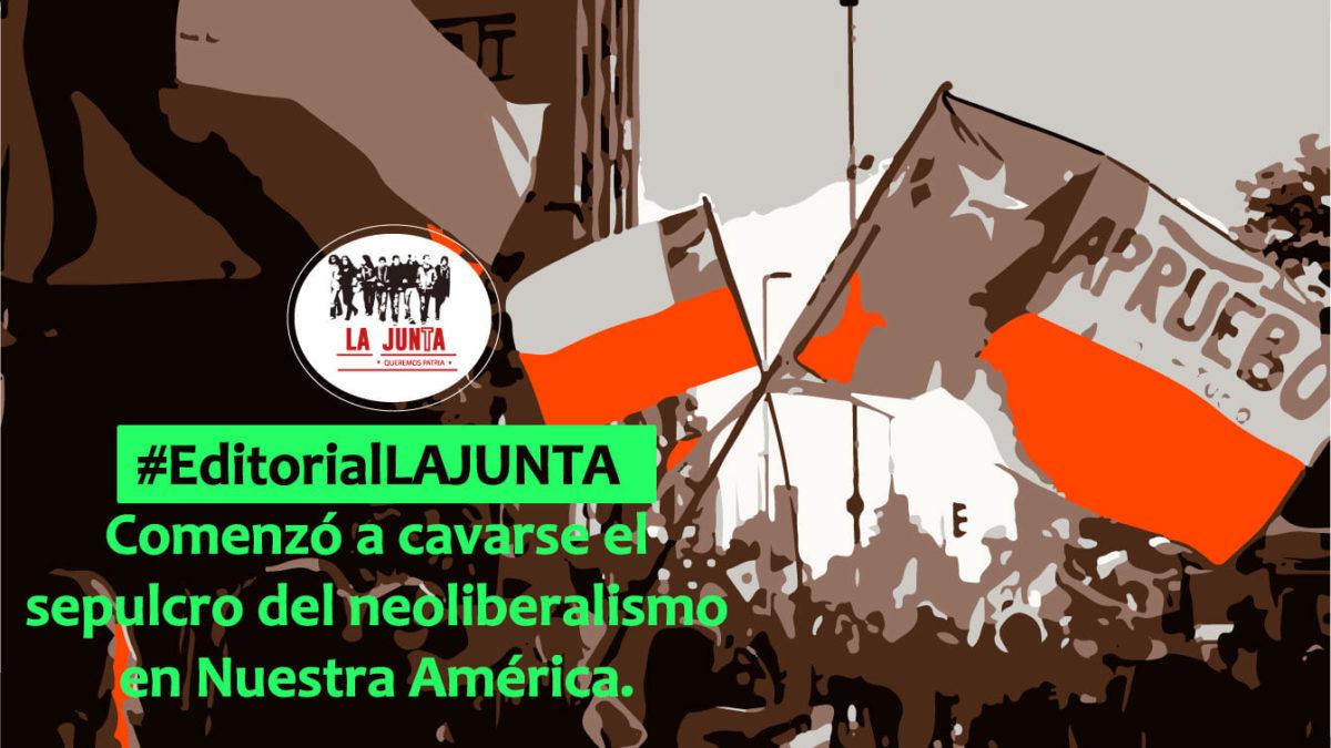Ayer en Chile, comenzó a cavarse el sepulcro del neoliberalismo en Nuestra América