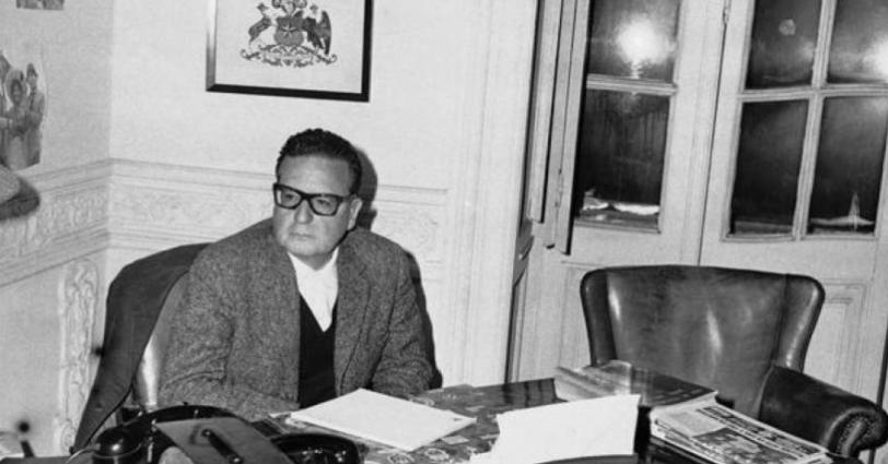Los intentos de algunos militares (r) y Civiles para asesinar a Salvador Allende