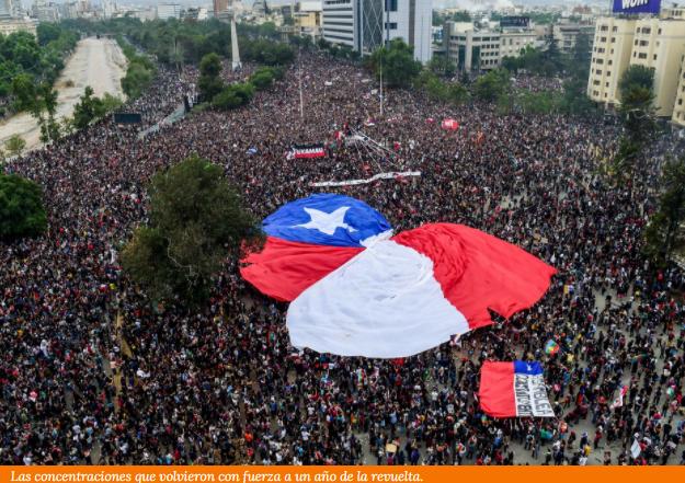 Ana Tijoux, una voz en la revuelta chilena: «La nueva normalidad es un estallido permanente»