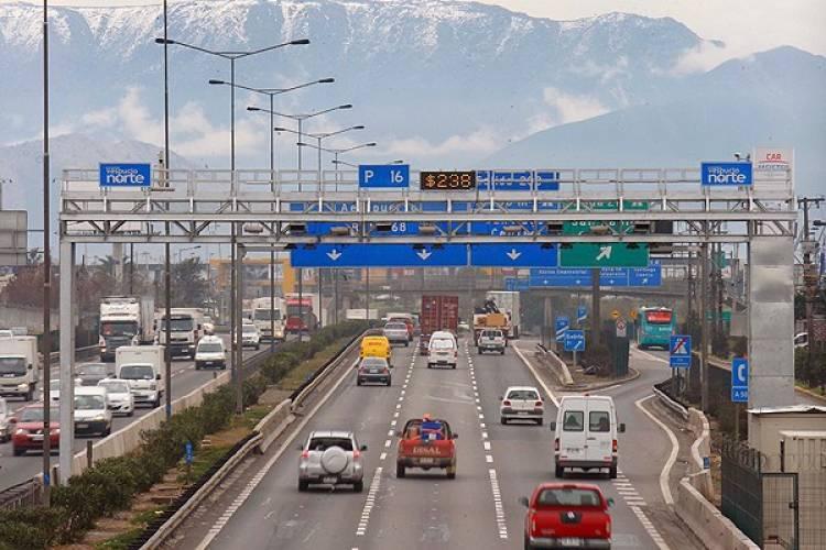 Ganancias de las rutas concesionadas de Chile: $ 4.816.972.562.890 (aprox. U$ 6.000 millones)