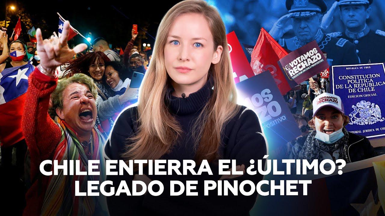 Chile: adiós a la Constitución de Pinochet… ¿para siempre?